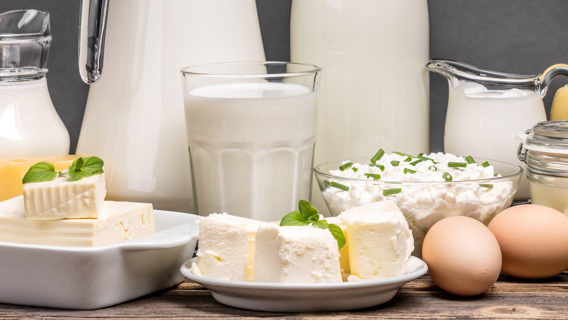 Image of: Dairy & Drinks